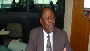 Ablassé Ouedraogo , diplomate et économiste burkinabé.