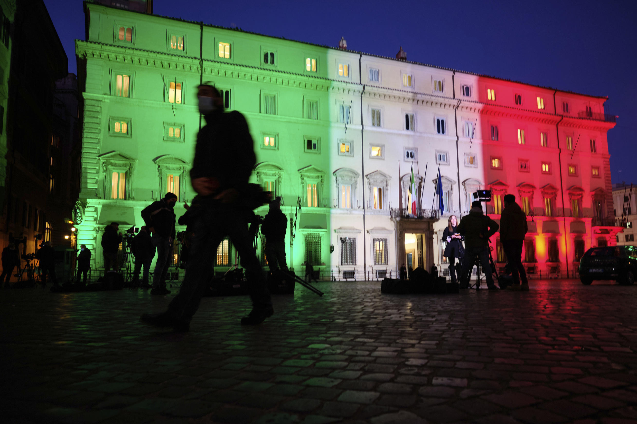 Italy brings back tricolour zone system to stem Covid 20 infections