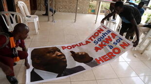 laurent Gbagbo civ cote ivoire retour