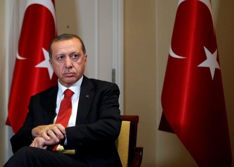 RecepTayyip Erdogan.