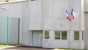 Le centre pénitentiaire de Roanne (centre de détention).