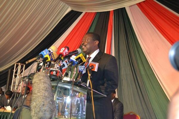 Naibu Kiongozi wa zamani wa ODM Musalia Mudavadi ametangaza kujiuzulu wadhifa wake na kujiunga na Chama Cha UDFP