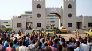 Sudão: manifestantes continuam nas ruas pedindo democracia 12/04/19
