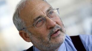 El economista Joseph Stiglitz.