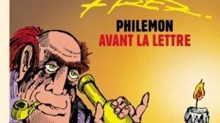 """""""Philemon avant la lettre"""" (2003), un album de l'univers farfelu et merveilleux imaginé par Fred pour PILOTE en 1965."""