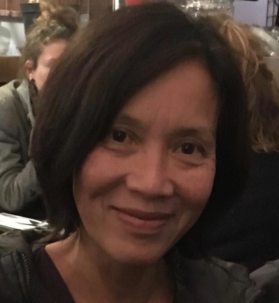 Nhà sử học Liêm Khê Luguern, tác giả cuốn Les « Travailleurs indochinois » : Etude socio-historique d'une immigration coloniale. Ảnh do tác giả cung cấp.