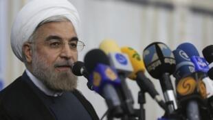 Hassan Rohani toma posse nesse sábado como o novo presidente do Irã.