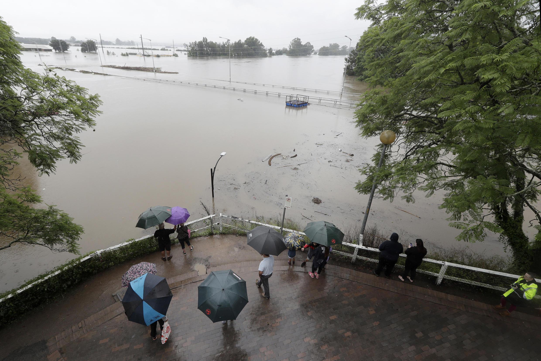 Australie - Inondation