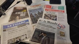 Diários franceses 01.02.2018