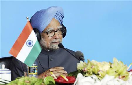 Thủ tướng Ân Độ Manmohan Singh