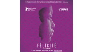 Affiche du film «Félicité» d'Alain Gomis.