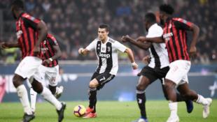 'Yan wasan AC Milan da Juventus daaka dage karawarsu saboda annobar Coronavirus