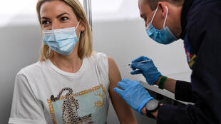 The Pfizer/BioNTech vaccine has been gaining popularity in France