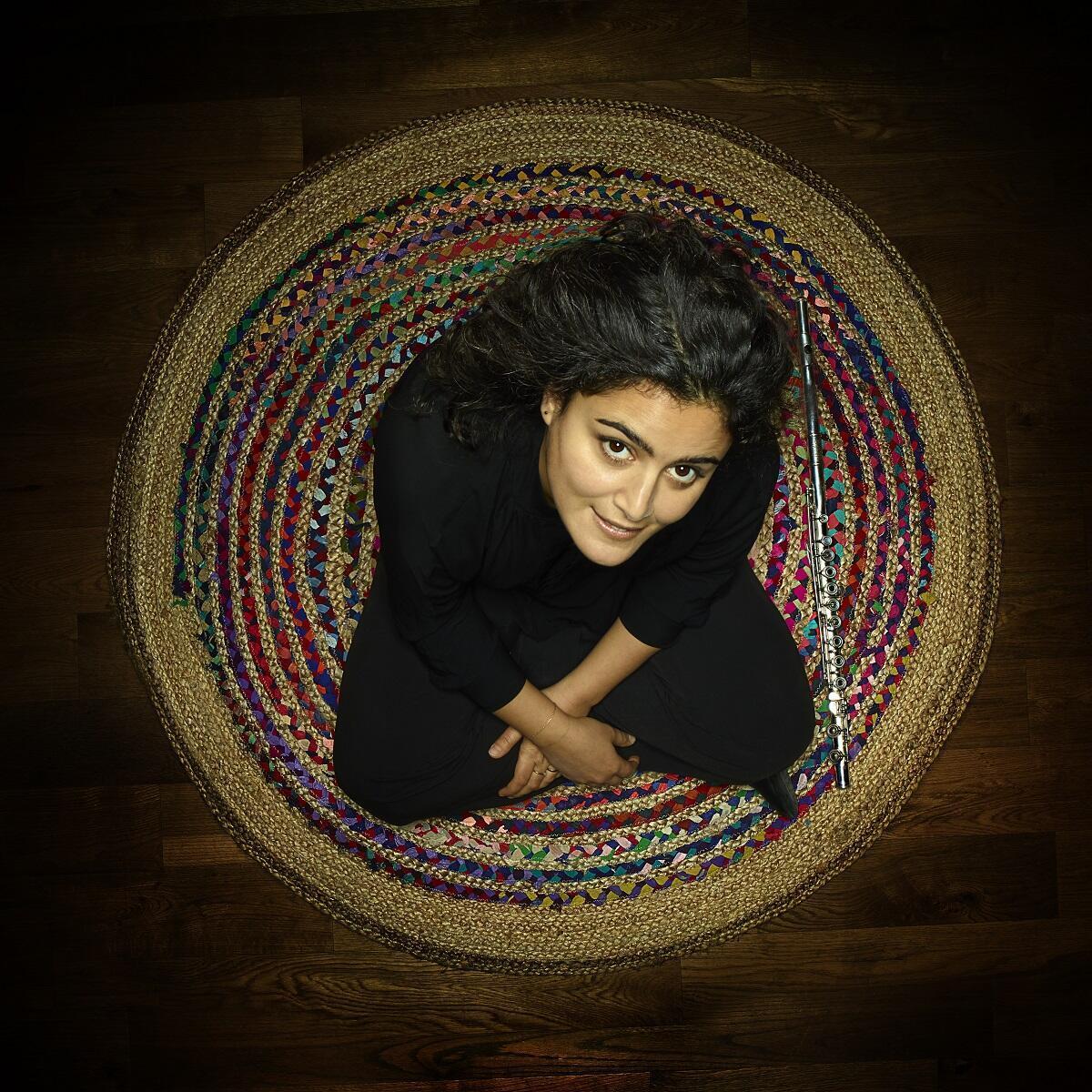 Naïssam Jalal's music knows no boundaries