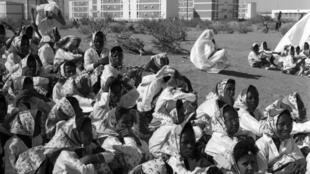 Mauritanie - Indépendance - Femmes