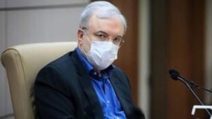 سعید نمکی وزیر بهداشت ایران