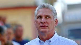 میگل دیاز کانِل، رئیس جدید دولت کوبا – ١١ مارس ٢٠١٨
