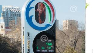 I Jogos Europeus, em Baku