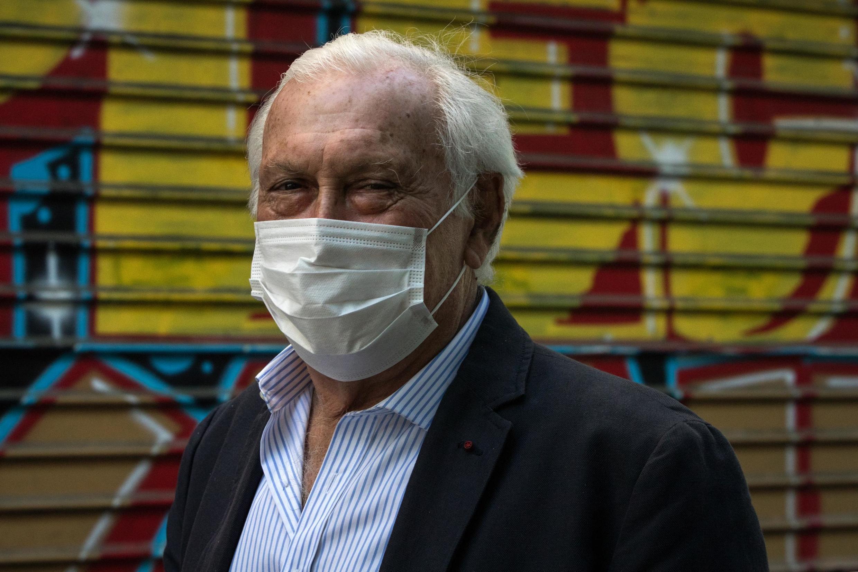 O presidente do conselho científico da França, Jean-François Delfraissy, alerta para a persistência da epidemia ainda por dois anos e pede respeito aos gestos de proteção.