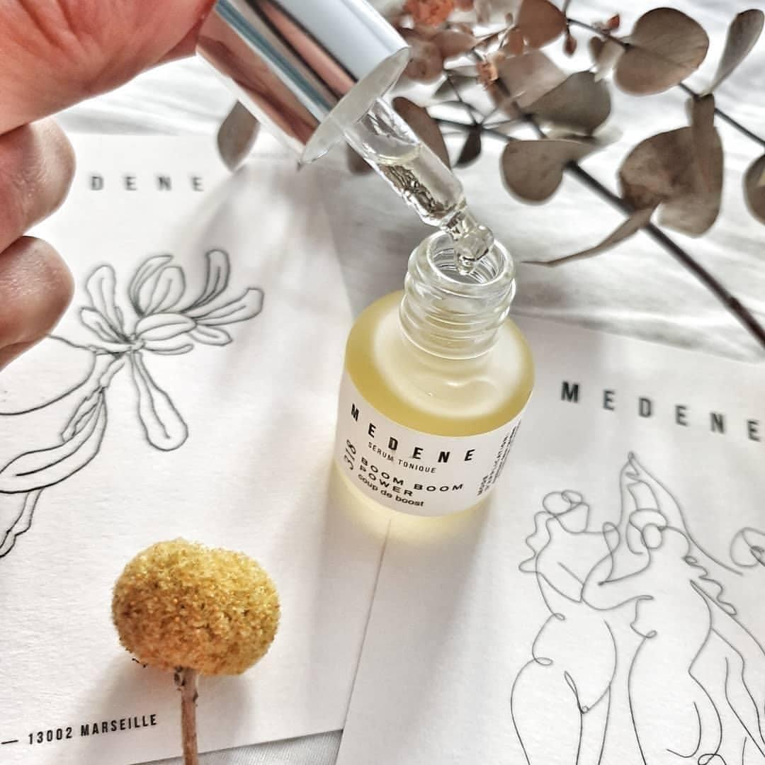 Medene es una joven empresa francesa especializada en aromaterapia.