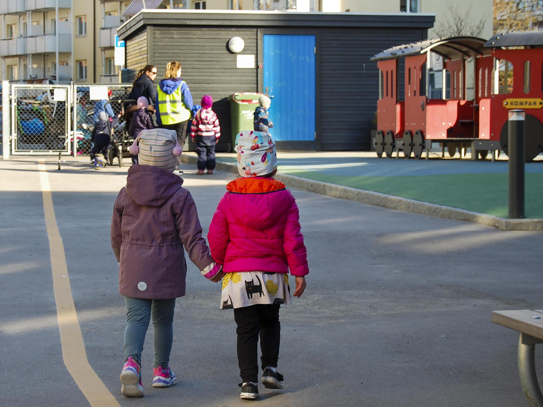 В Норвегии с 20 апреля открылись ясли и детсады