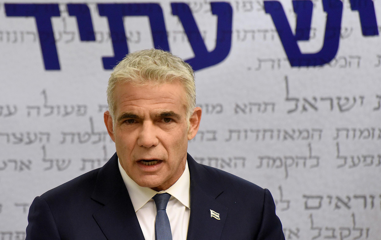 O centrista Yair Lapid tem pouco mais de 36 horas para formar um executivo em Israel.