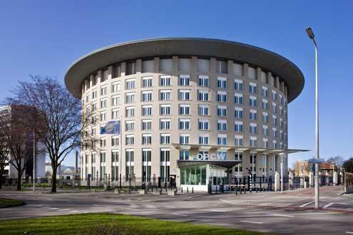 سازمان منع سلاحهای شیمیایی در ژنو