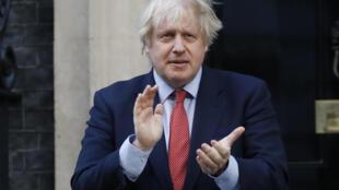 Primer ministro británico, Boris Johnson, ha ofrecido millones de visados para los hongkoneses. Foto del 28 de mayo de 2020