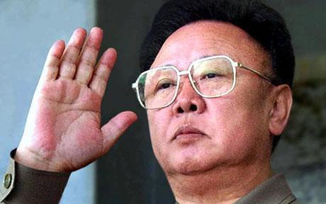 Lãnh đạo Bắc Triều Tiên Kim Jong-Il