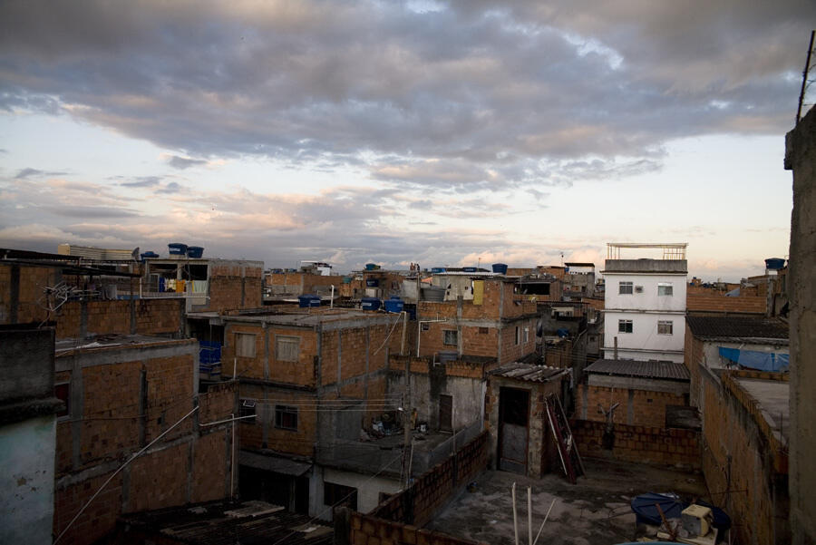 Favela Nova Holanda, no Complexo da Maré, receberá intervenção federal.