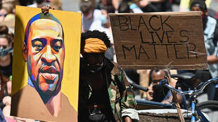 Anti-racism protests have swept across the United States following the death in May of George Floyd, an unarmed black man, in police custody