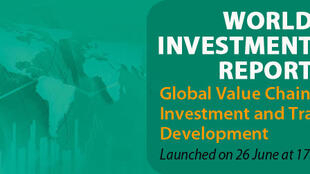 Tapa del informe 'World Investment Report 2013'.