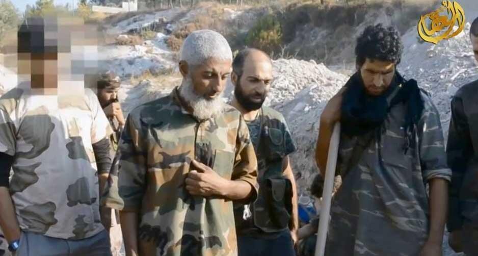 Ancien détenu de Guantanamo, mort en Syrie en avril, Ibrahim Benchekroun était le fondateur de la brigade jihadiste marocaine Harakat Sham al-Islam.