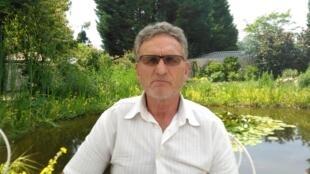 Didier Marteau, agriculteur dans l'Aube, président de la Chambre d'agriculture de l'Aube, secrétaire-adjoint de l'Assemblée permanente des Chambres d'agriculture en charge du dossier environnement.