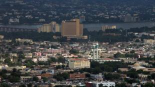 Vue de Bamako, la capitale du Mali, le 9 août 2018. (Image d'illustration)