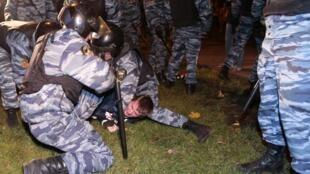 Задержания в ходе беспорядков в Бирюлево, 13 октября 2013 год