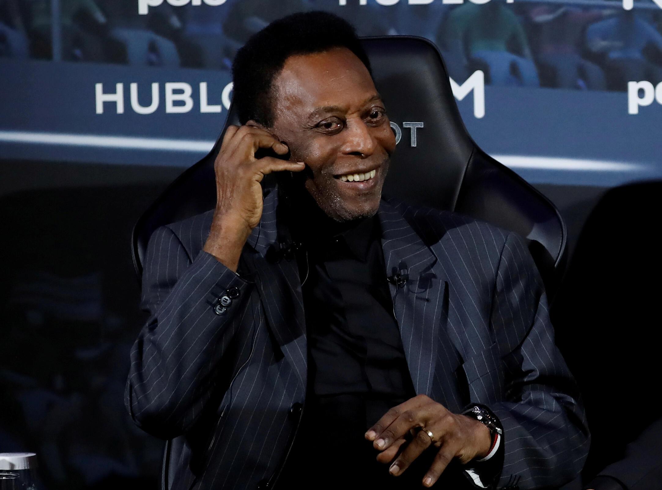 Pelé,Sarkin kwallon kafa na Duniya