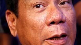 Rodrigo Duterte, Presidente eleito das Filipinas