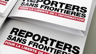 RSF Reporters sans Frontières