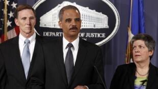 Bộ trưởng Tư pháp Hoa Kỳ Eric Holder