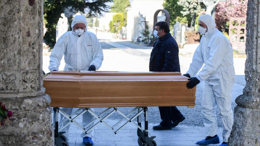Covid-19: Mundo ultrapassou os 20 mil mortos devido à pandemia