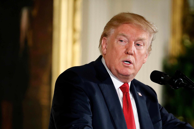 Donald Trump a annoncé qu'il renforcerait les lois anti-immigration. Les plaintes s'accumulent.