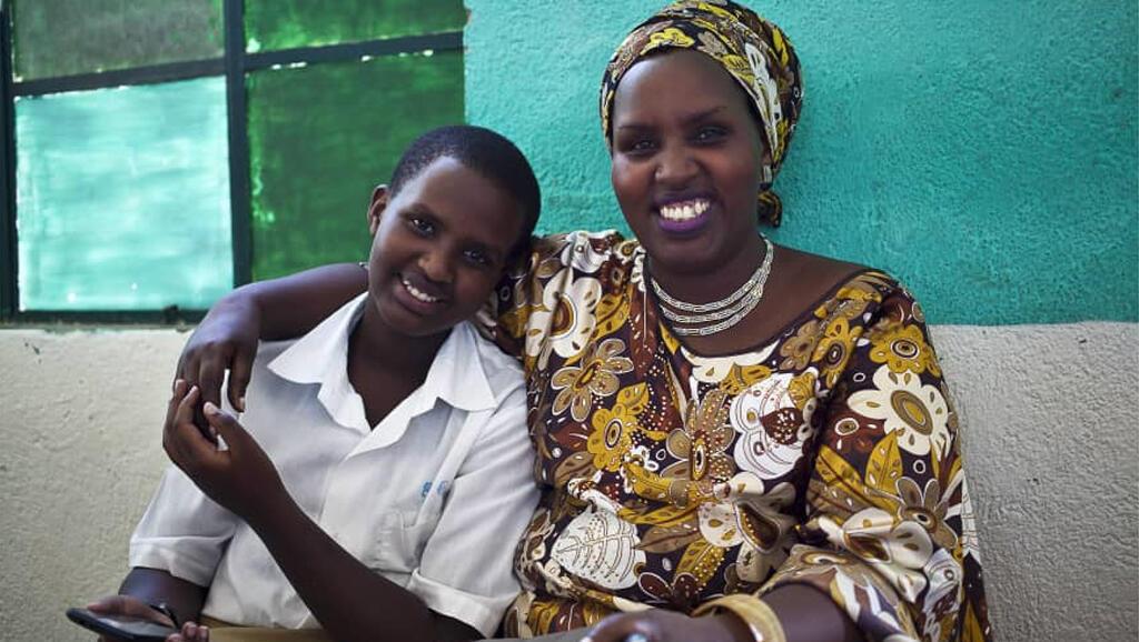 Émilienne Mukansoro, pionnière rwandaise de la psychothérapie de groupe.