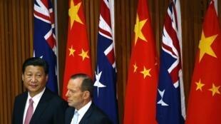 Sau Thượng đỉnh G20, ông Tập Cận Bình tiếp tục chuyến công du nước Úc - Reuters