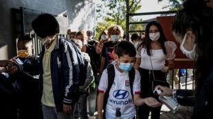 France: 22 établissements scolaires fermés à cause du coronavirus