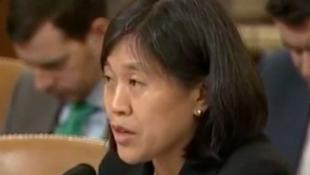 拜登据报即将提名的华裔女律师戴琦资料图片