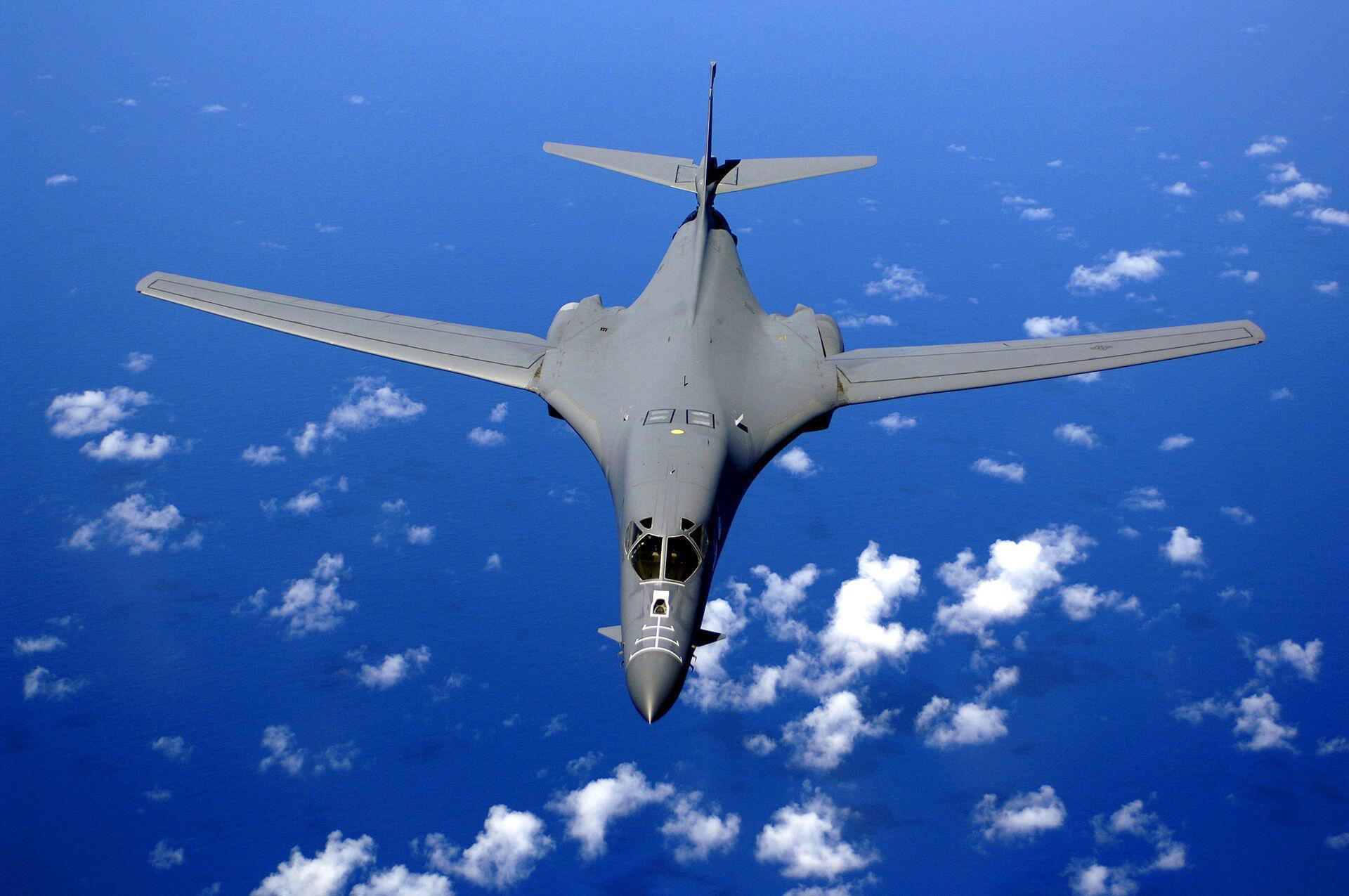 Oanh tạc cơ chiến lược B1 của Không quân Hoa Kỳ