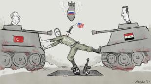 دنیا از نگاه «موش»: کُردها، قربانی دوستان و دشمنان