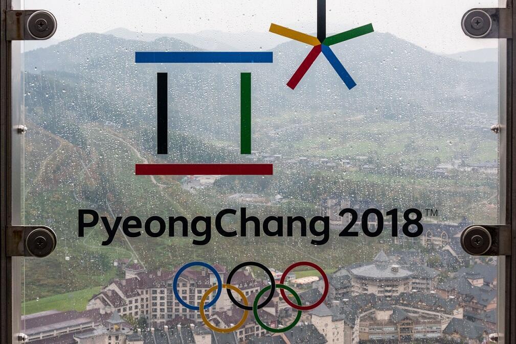 Jogos Olímpicos de Inverno 2018 em PyeongChang, na Coreia do Sul