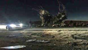 حمله انتحاری، با استفاده از یک دستگاه خودروی مملو از مواد منفجره در مجاورت اتوبوس حامل یکی از یگانهای قرارگاه قدس نیروی زمینی سپاه صورت گرفت. چهارشنبه ٢٤ بهمن/ ١٣ فوریه ٢٠۱٩